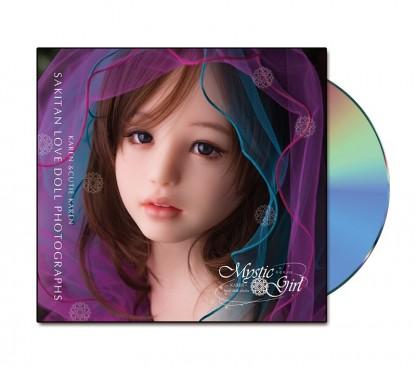 デジタル写真集「Mystic girl」