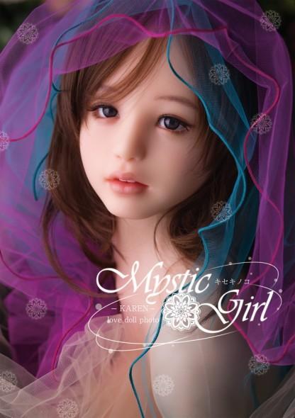 オリエント工業 等身大ラブドール写真集「Mystic girl」-KAREN- キセキノコ