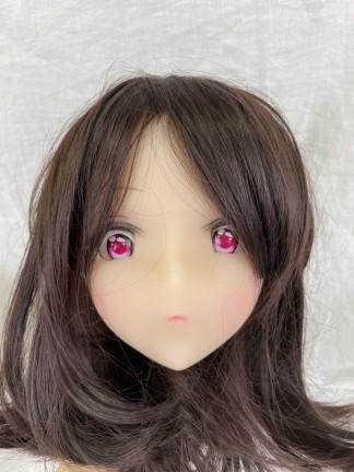 Dollhouse168 栞 ウイッグ(ブラウン)